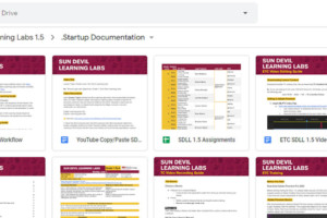 Sun Devil Learning Labs 1.5